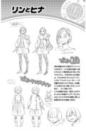 Volume 6 (Vigilantes) Rin and Hina Profile