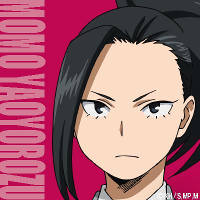 Momo Yaoyorozu