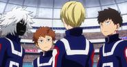 Neito reveals his plan to his team