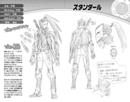 Volume 2 (Vigilantes) Chizome Akaguro Profile