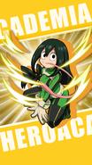 Tsuyu Asui Character Art 2 Smash Tap