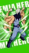 Mezo Shoji Character Art 2 Smash Tap