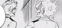 Oboro Shirakumo and Hizashi Yamada