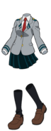 Toru Hagakure Full Body Uniform
