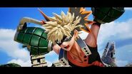 JUMP FORCE - Bakugo DLC Trailer X1, PS4, PC