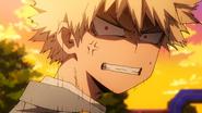 Katsuki angry