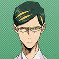 Sir Nighteye Anime Portrait