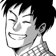 Tensei smiling manga