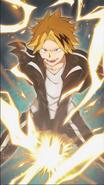 Denki Kaminari Character Art 4 Smash Tap