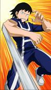 Hanta Sero Character Art 3 Smash Tap