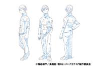 Neito Monoma Anime Character Sheet 2