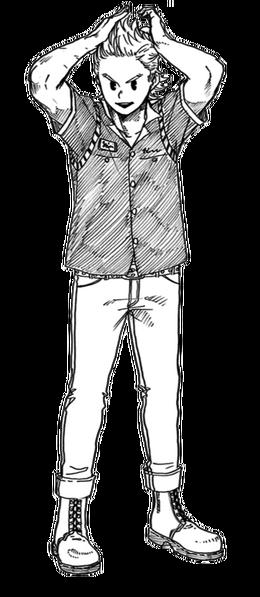 Mirio Togata civil