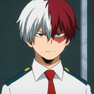 Shoto school uniform
