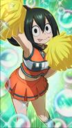 Tsuyu Asui Character Art 8 Smash Tap