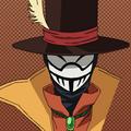 Mr Compress Anime Portrait