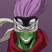 Spinner Anime Portrait
