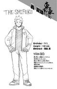 Volume 21 Natsuo Todoroki Profile