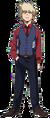 Katsuki Bakugo en traje formal
