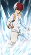 Shoto Todoroki Character Art 3 Smash Tap