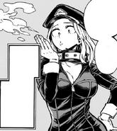 Camie Utsushimi manga intro