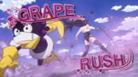 Grape Rush anime
