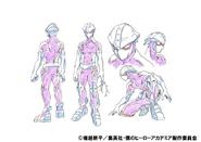 Kamui Woods Anime Concept