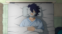 Tamaki se recupera de sus heridas