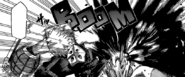 Katsuki beats Chameleon