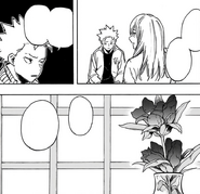 Rei tells Natsuo about the flower