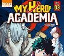 My Hero Academia - Tome 3