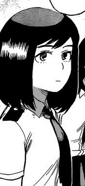 Yui Kodai uniforme manga