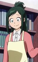 Inko Midoryia Past Anime