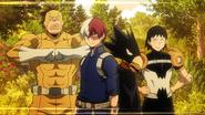 Shoto, Fumikage, Hanta and Rikido Team Up