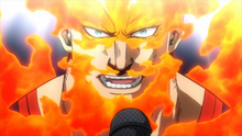 Endeavor resolves to try his best