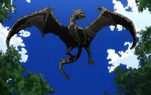 Flying Earth Beast