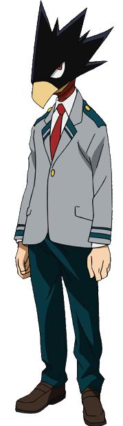 Fumikage Yokoyami Uniform