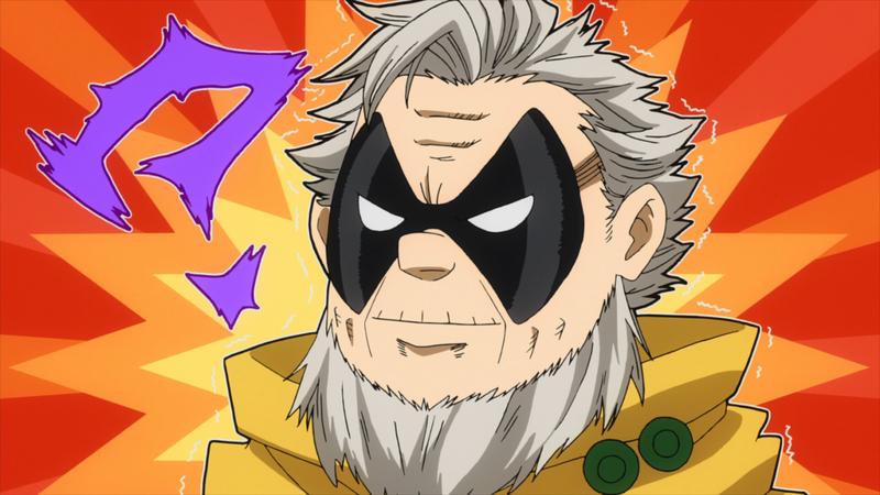 Image result for boku no hero academia gran torino