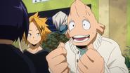 Koji encourages Kyoka