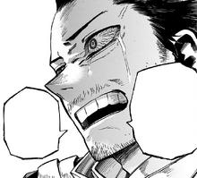 Shota Aizawa pleads to Oboro