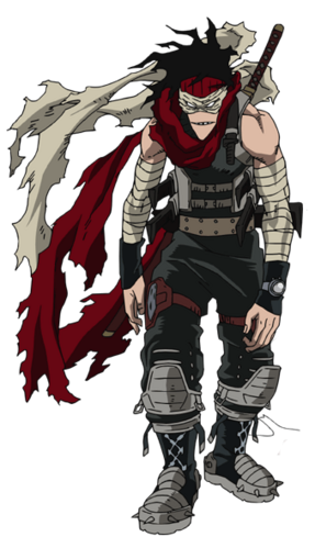 Stain Costume