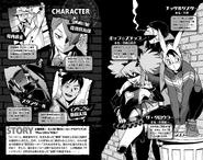 Volume 2 (Vigilantes) Character Page