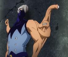 Brazos duplicados (anime)