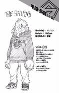 Volume 13 Nagamasa Mora Profile