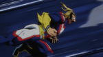 All Might goes Plus Ultra against Wolfram