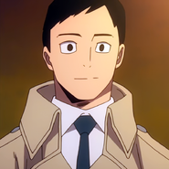 Tsukauchi anime