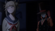 Himiko and Compress