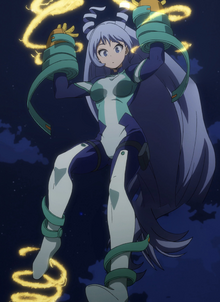 Nejire Chan Full Body