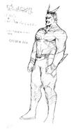 Toshinori Golden Age draft