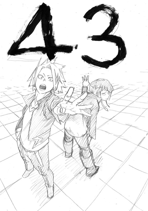 Chapter 43 Sketch
