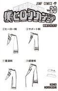 Volume 20 The Uniforms